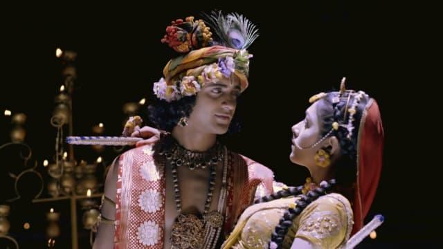 star bharat radha krishna