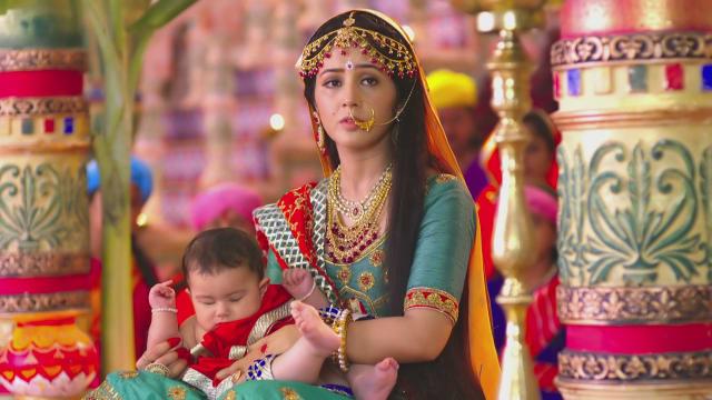 radha krishna title song star bharat